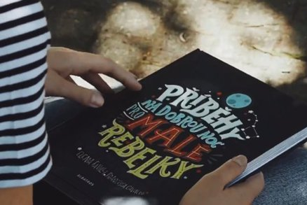 Tři knižní tipy: Příběhy pro malé rebelky, Zvířecí architekti a cesta dějinami s Harry Potterem