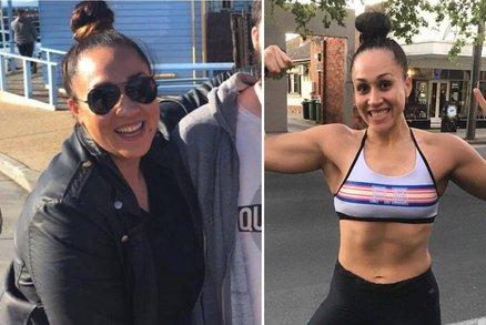 Zbavila se závislosti na cukru a zhubla o 27 kilogramů!
