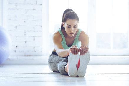 Protažení po tréninku je klíčové! Zkuste strečink o 10 cvicích na celé tělo