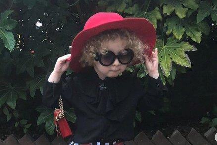 Tříletá holka se stala hvězdou Instagramu! Její módní kreace vás dostanou