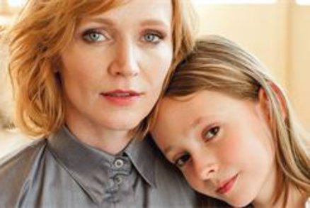 Děti mají náš smysl pro humor, takový drsnější, říká Aňa Geislerová