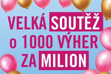 Vyhrajte ceny za milion korun! Blesk pro ženy má 15. narozeniny