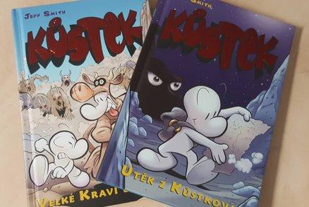 Kůstek: Dětský komiks, který se dostal mezi stovku nejlepších knih století