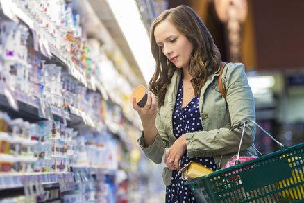 Pořád nehubnete? Chybu děláte nejspíš už při nákupu potravin!