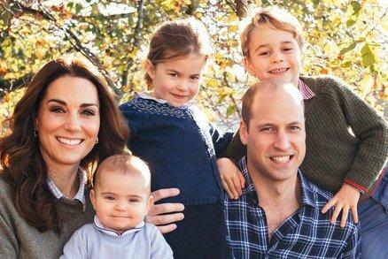 Rodičovské fígle Kate a Williama: Co dělají, aby se z dětí nezbláznili?