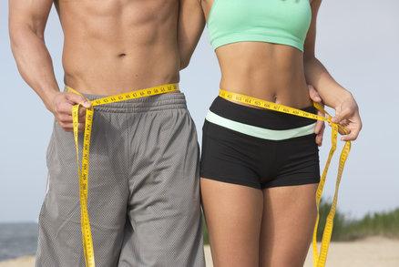Hubnutí podle pohlaví: Jak by se měl lišit jídelníček a komu se hubne snáz