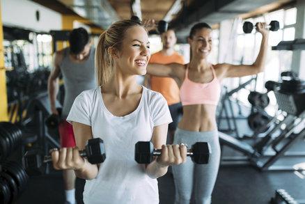 6 zásadních chyb při cvičení, kvůli kterým nehubnete, nebo dokonce přibíráte