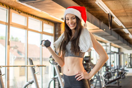 Do Vánoc fit s šestnáctidenní výzvou. Tenhle cvičební plán funguje!