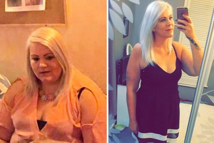Styděla se svléknout se i doma! Zvažovala bypass, nakonec ale zhubla a ušetřila zároveň!