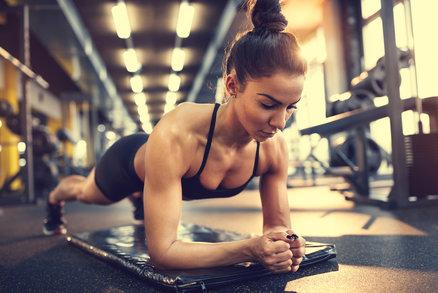Jak posilovat core – střed těla – a proč je tak důležitý?