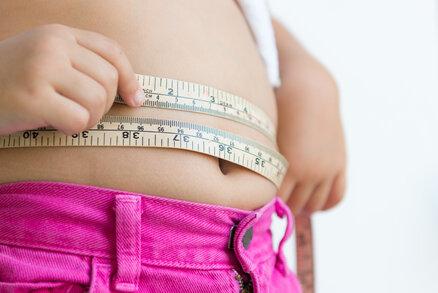 Každé páté dítě má problém s váhou! Takhle pomůžete tomu svému, aby netloustlo!