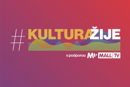#kulturažije Mall.tv chystá živě koncerty kapel, divadelní představení i talk show