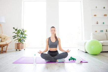 Meditace – cesta ke štíhlosti. Nastavte svou mysl na hubnutí