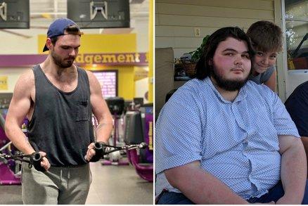 Nemohl zhubnout, zkusil jíst jen brambory. Neuvěříte, kolik nakonec shodil!