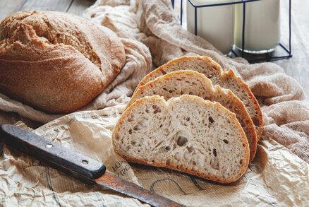 Objevte kouzlo fermentace a upečte si domácí kváskový chléb!