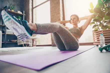 Cvičte s námi v karanténě: Cviky na každý den – pevné a kulaté boky