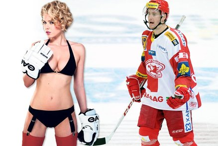 Manželka hokejisty Červenky už pracovat nechce: Rodinný život mě naplňuje