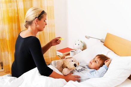 Antibiotika selhávají a dětem můžou přitížit. Hrozí jim dehydratace