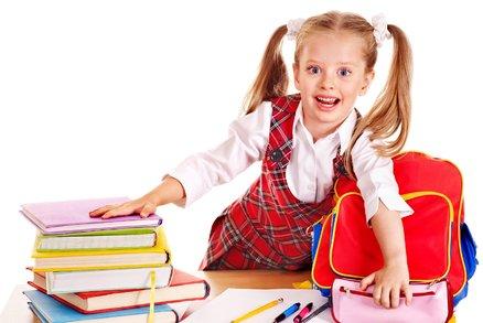 Jak zamává školní výbava pro prvňáčky vaším rozpočtem?