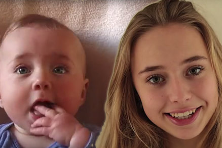 VIDEO milujícího táty: 16 let natáčel den co den svou dceru a vytvořil dílo, které vás rozpláče