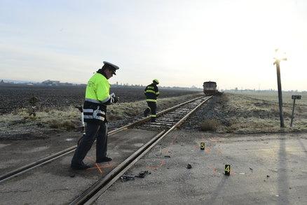 Matka na Pelhřimovsku skočila pod vlak: S sebou měla i své dítě!