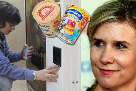 """Neprojde sýr ani müsli. """"Pamlsková vyhláška"""" likviduje školní bufety"""