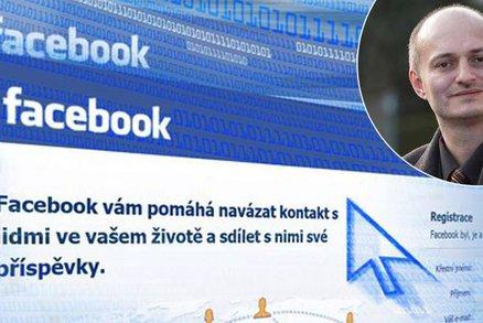 Nenávist na Facebooku: Ze dvou stejně štvavých stránek smazali jen jednu