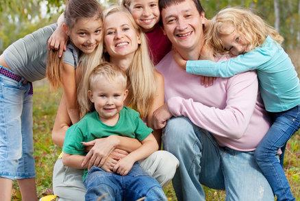 Rodiče jedináčků stárnou rychleji. Čím více dětí, tím lépe, tvrdí vědci
