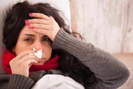 Trápí vás podzimní nachlazení? 4 rady, jak ho přemoci!