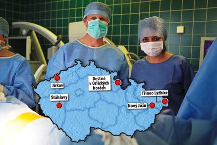 Blesk se zeptal lékařů z odlehlých končin republiky: Jak dlouho musí vaši pacienti trpět?