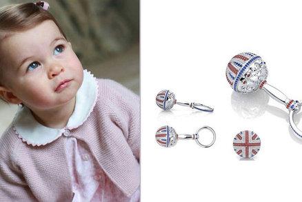 Dárky pro princeznu: Co dostala Charlotte k prvním narozeninám?