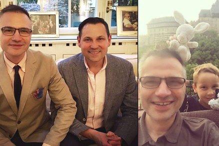 Janis Sidovský a Pavel Vítek: Uvažujeme o další adopci! Vlastní děti neplánujeme...