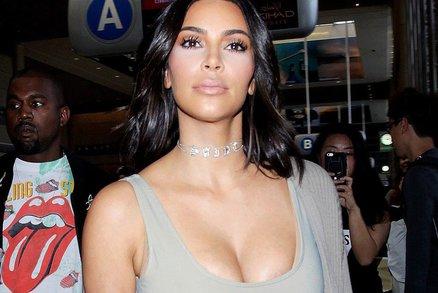 Jak shazuje poporodní kila Kim Kardashian? Nakoukněte do jejího jídelníčku!