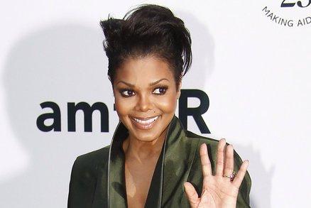 Janet Jackson čeká v 50 letech dítě: Které slavné ženy měly miminko ve vyšším věku?