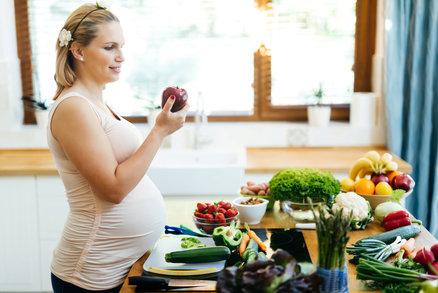 Kolik byste měla přibrat v těhotenství: Jak se ubránit desítkám kil navíc