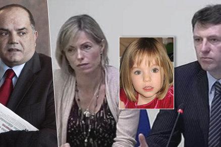 """Bývalý detektiv v případu zmizelé Maddie žaluje její rodiče! Chce je prý """"oškubat"""""""