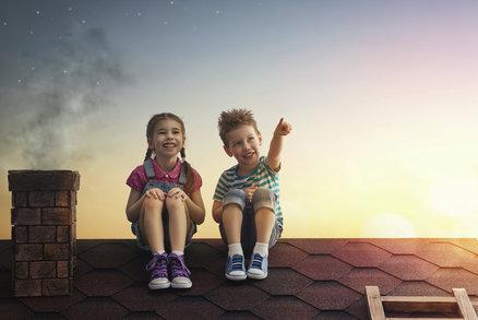 Má vaše dítě imaginárního kamaráda? Pozvěte ho do rodiny!