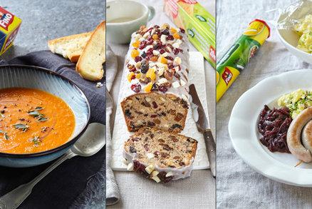 Je vám zima? Zahřejte tělo i mysl dobrým jídlem! 3 recepty na báječnou baštu