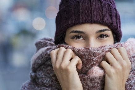 Co dělat, když je vám pořád zima? Takhle se skutečně zahřejete!