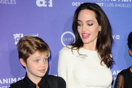 Je to kluk, nebo holka? Děti celebrit, které se oblékají jako opačné pohlaví