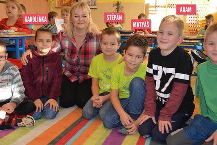 Rarita z Karvinska: V jedné třídě se sešla troje dvojčata!