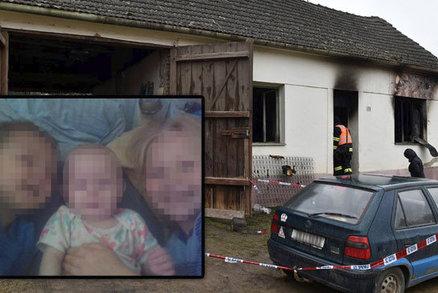 Svědectví babičky mrtvých dětí ze Znojemska: Dluhy byly splacené, chtěli jsme začít znova! Děti pro nás byly vším
