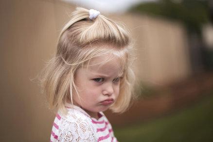 Je vaše dítě rozmazlené? 4 věci, podle kterých to poznáte