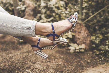 Sandálky na podpatku: Z práce rovnou na večírek!