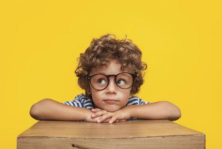Máte nadané nebo geniální dítě? Takhle to zjistíte! Jak ho vychovávat?
