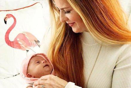 Je nádherná! Internet se zamiloval do holčičky s Downovým syndromem