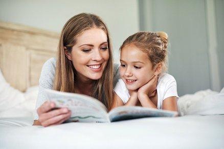 Proč číst i dětem, které to dokážou samy? Tady máte 5 pádných důvodů!
