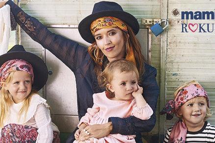 Tamara Klusová: Čtvrté dítě si umím představit, spíš bych si ho ale osvojila
