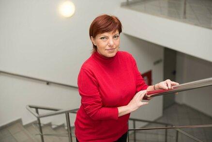 Alena Mornštajnová: Pořád slyším, že něco nejde. Kdybych to poslouchala, sedím doma v bačkorách a život znám jen z televize