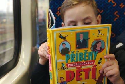 Pozoruhodné příběhy, kvůli nimž budou vaše děti vzpurnější než dřív